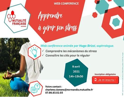 Prévention santé avec la Mutualité Française de normandie